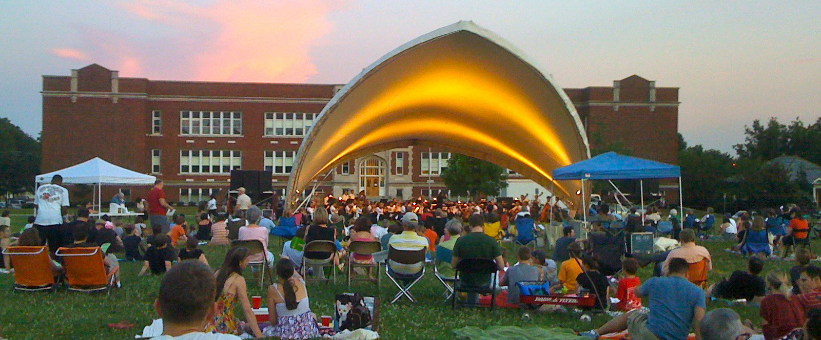 East Nashville Symphony Concert