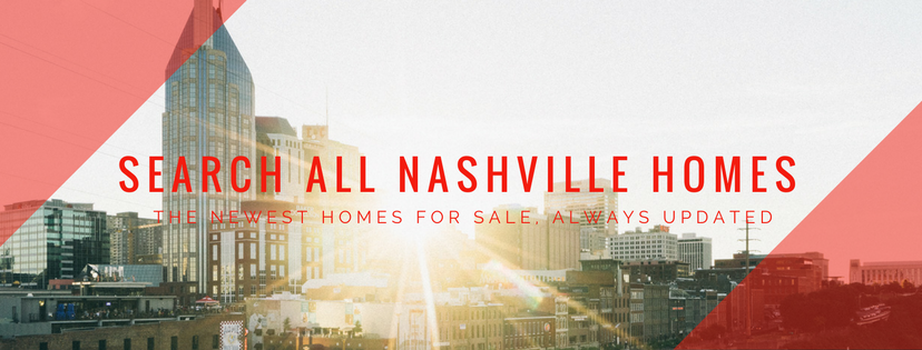 Find the Latest Homes for Sale in Nashville