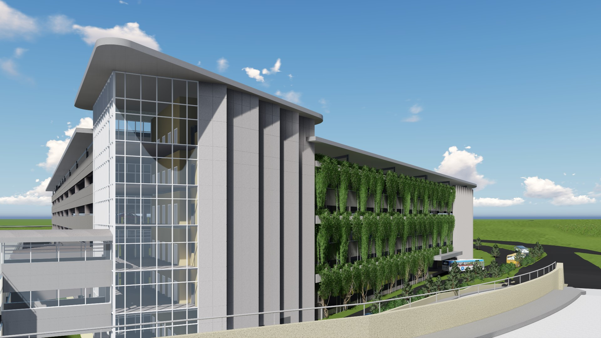 Airport Authority Breaks Ground on BNA Vision