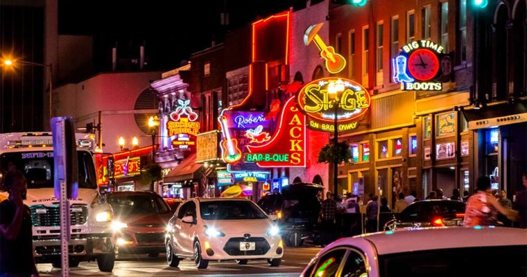 Nashville's 'It City' Status Brings In Things Other Cities Want!