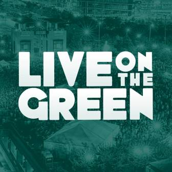What's happening this weekend in Nashville? Four Words.Live on the Green!