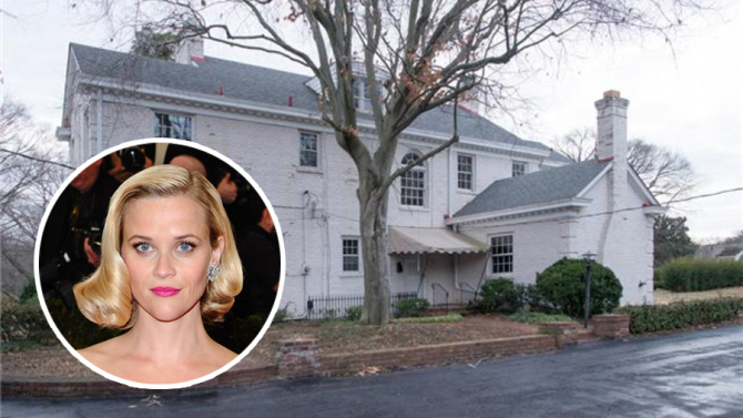 Reese Witherspoon Picks Up Nashville Estate