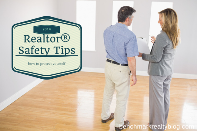 Realtor® Safety- We Need to Set the Benchmark
