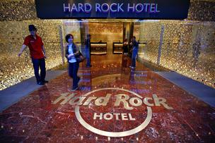 Hard Rock Hotel eyes downtown Nashville