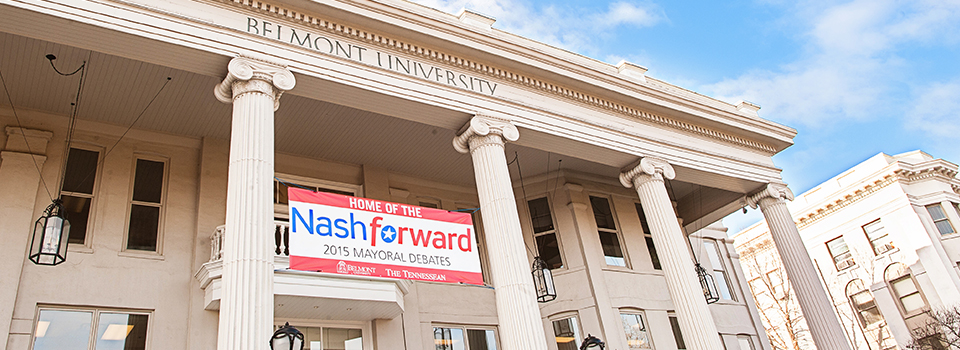 Nashforward – 2015 Mayoral Debates This Thursday