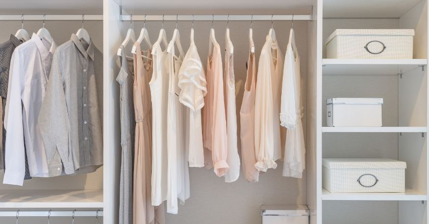 Taming Your Closets for a Home Sale