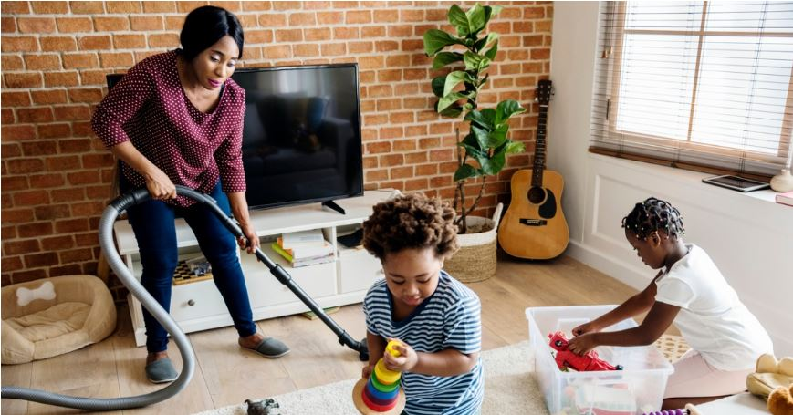 Getting Your Family Room Market Ready