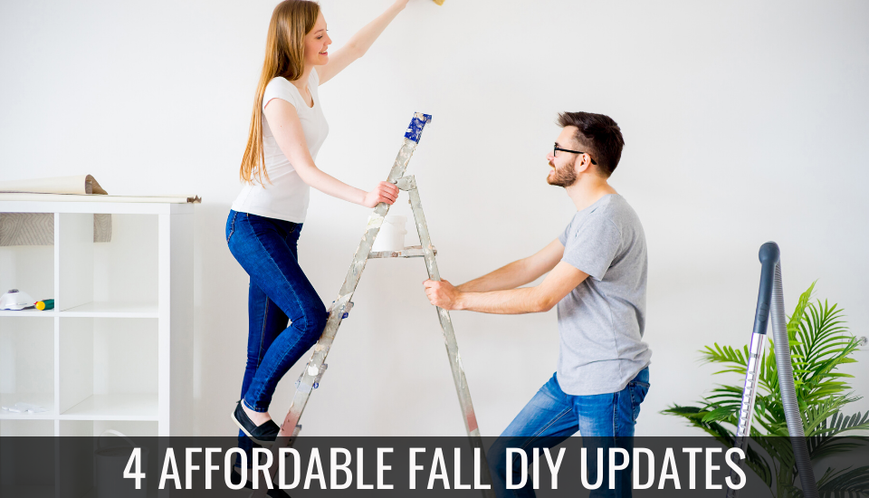 Four Affordable Fall DIY Updates You Can Try This Weekend