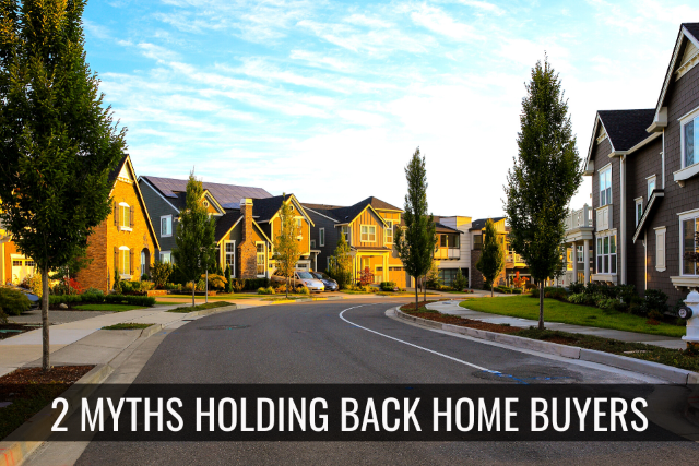 2 Myths Holding Back Buyers