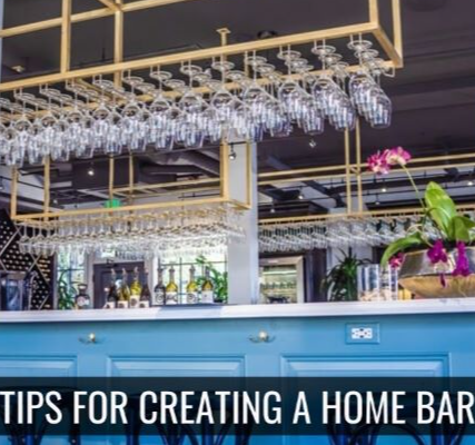 5 Tips to Create a Home Bar